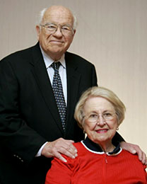 Bill and Nancy Froelich
