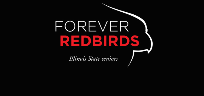 Forever Redbirds Illinois State seniors