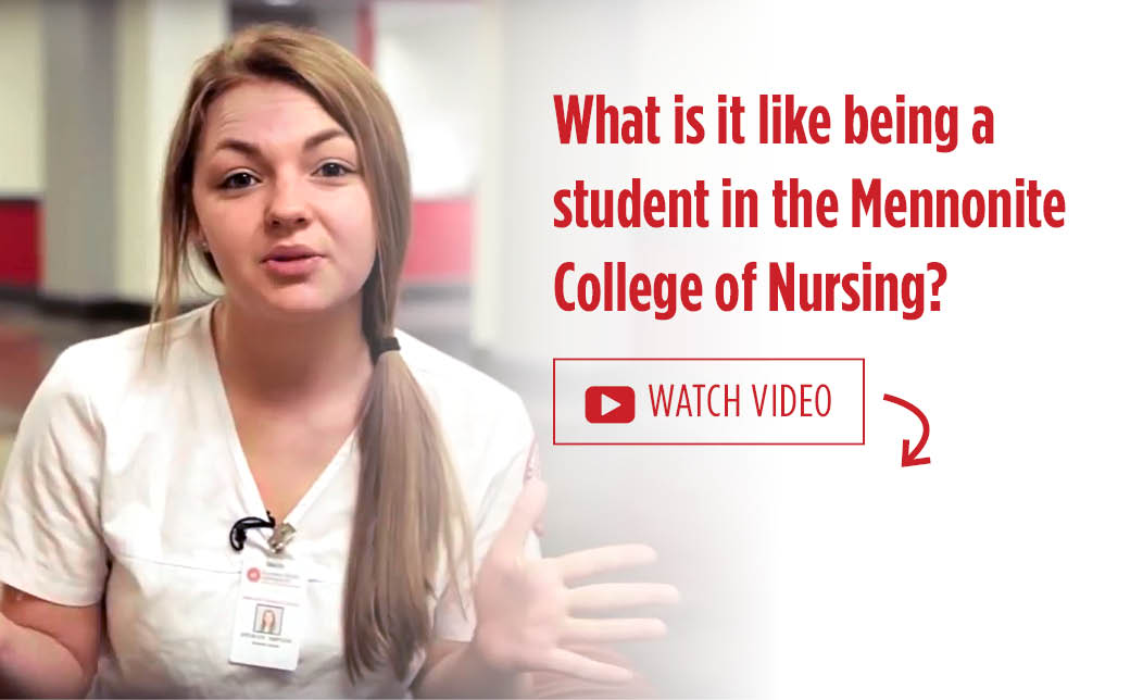 What it is like to be a nursing student